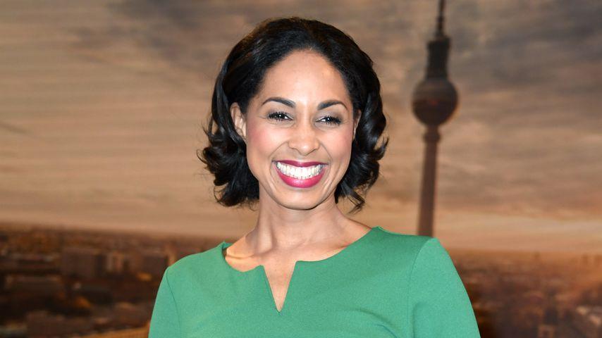 Im Baby-Glück: ZDF-Moderatorin Jana Pareigis ist schwanger!