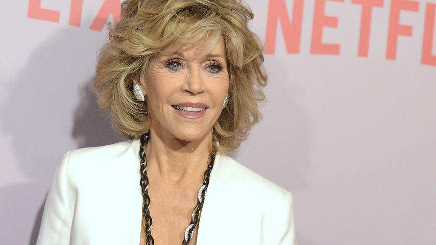 Sex-Geständnis: Jane Fonda (77) mag es wild im Bett!