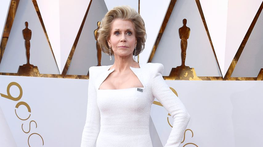 Jane Fonda bei den Oscars 2018