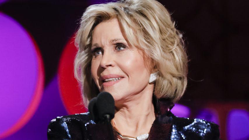 Jane Fonda im März 2019