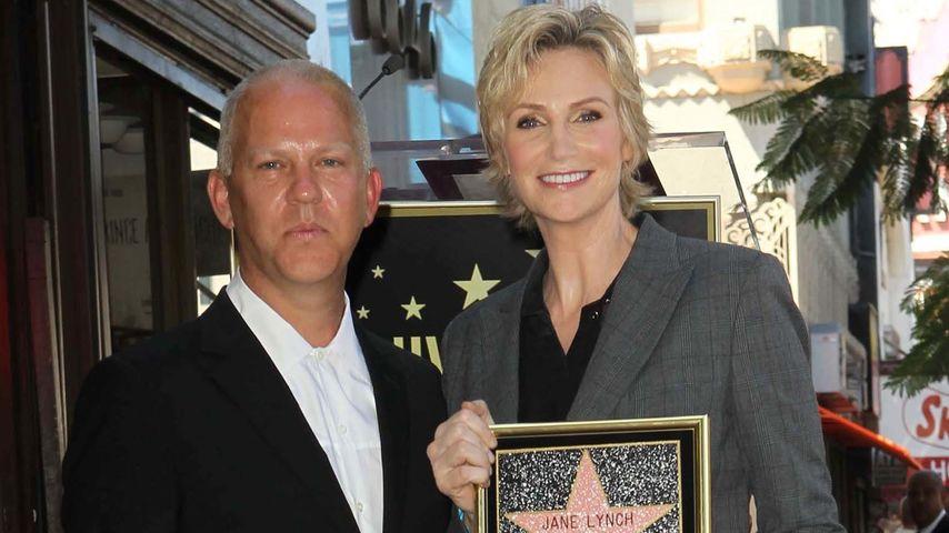 Glee-Star Jane Lynch: Stern auf dem Walk Of Fame