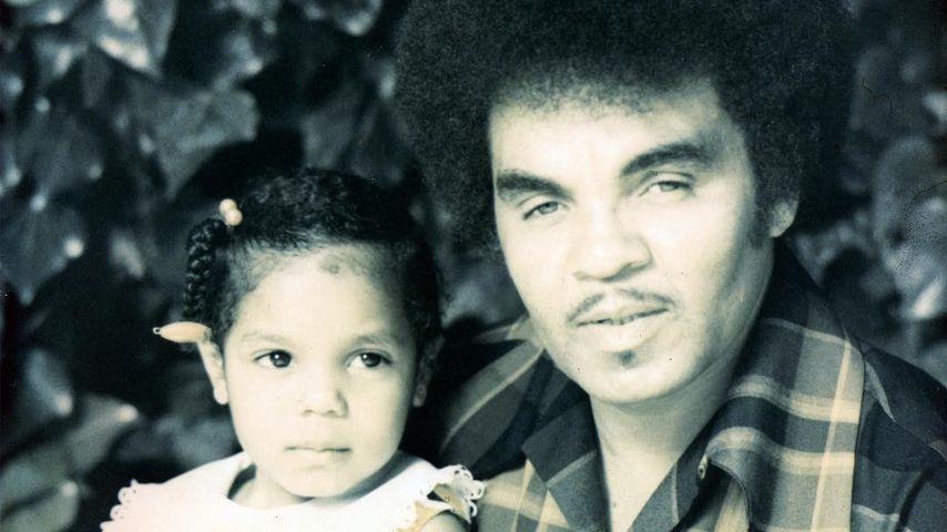 Janet und Joe Jackson