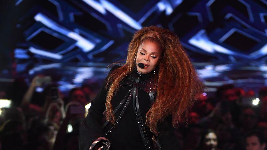 Janet Jackson bei den MTV EMAs 2018