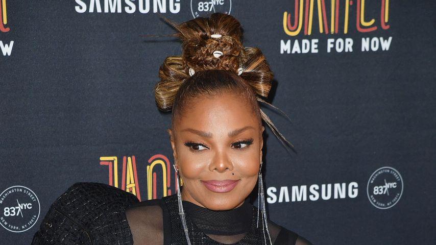 Janet Jackson bei ihrer Single-Release-Party 2018