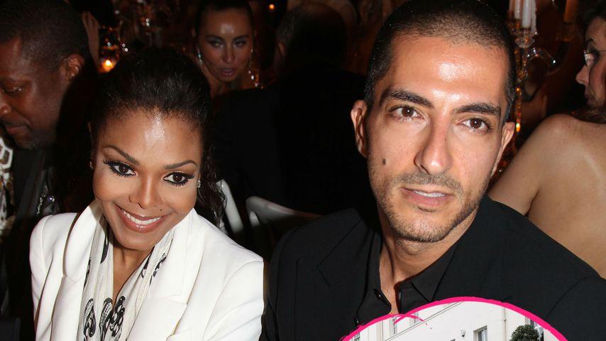 Krass, wie schnell: Janet Jacksons Ehemann zieht schon aus!