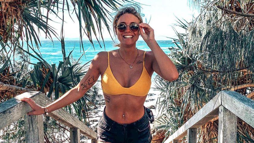 Reality-Star Janina Celine Jahn