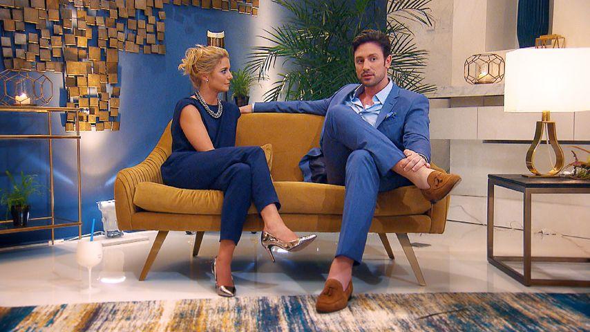 """Janina Celine und Daniel bei """"Der Bachelor"""""""