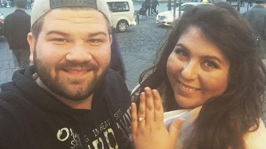 Nach Finaleinzug & Antrag: DSDS-Janina zeigt Verlobungsring!