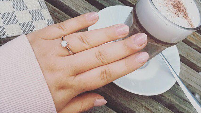 Janina El Arguioui Verlobungsverkündung auf Instagram