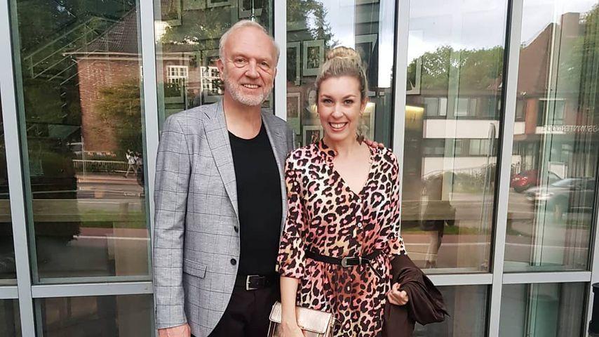 """Janina Korn und Roland Heitz, """"Das Sommerhaus der Stars""""-Teilnehmer"""