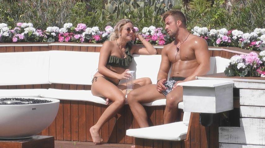 "Janina und Tobias, ""Love Island""-Islander"
