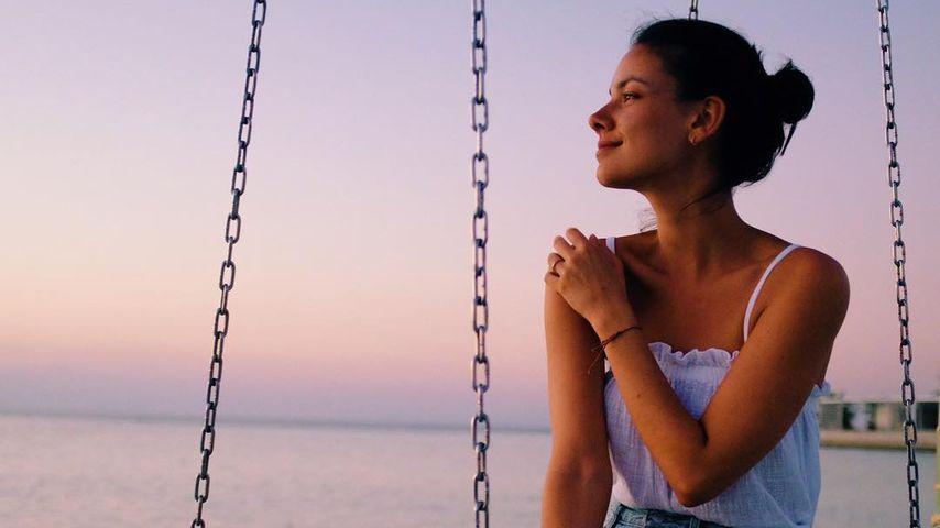 """""""Emotionalster Tag"""": Janina Uhse spricht über ihre Hochzeit"""
