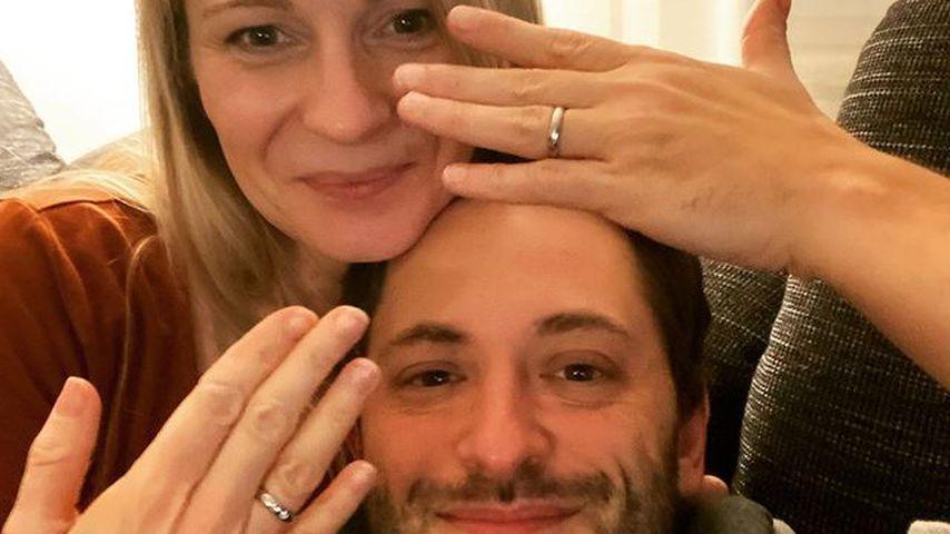 """Janina und Dennis, """"Hochzeit auf den ersten Blick""""-Ehepaar"""