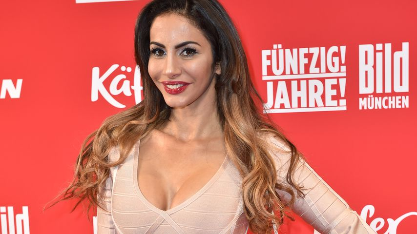 Janina Youssefian bei einem Event im Mai 2018
