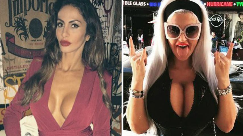 Janina Youssefian: Keine XXL-Brüste wie Sophia Wollersheim!