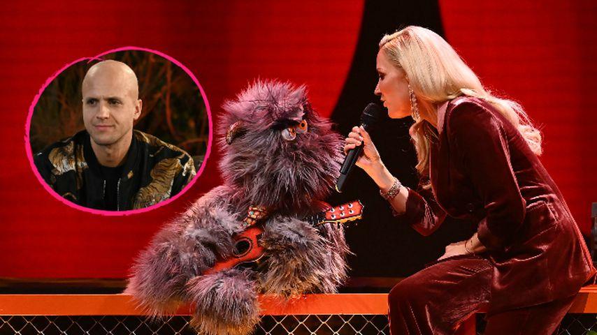 """""""Pretty in Plüsch""""-Fans sicher: Puppe Werner Edel ist Milow!"""