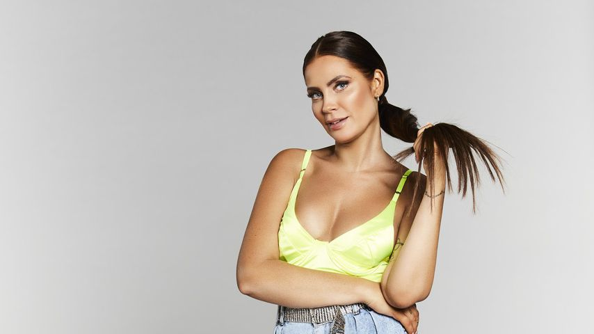"Janine Pink bei ""Promi Big Brother"""
