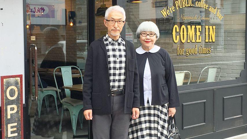 Süßestes Couple? Ehepaar trägt jeden Tag das gleiche Outfit