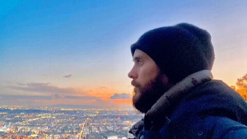 Wüsten-Meditation: Jared Leto wusste nichts vom Corona-Virus