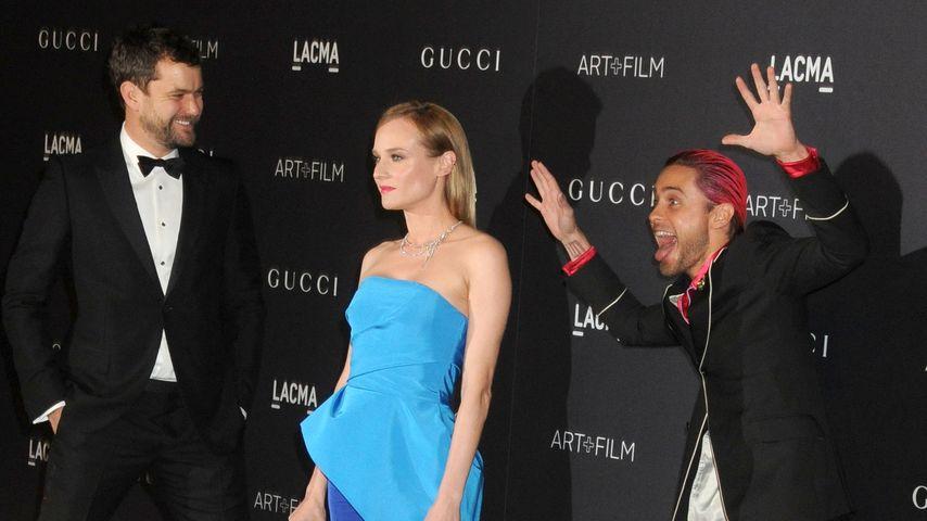 Jared Leto, Diane Kruger und Joshua Jackson