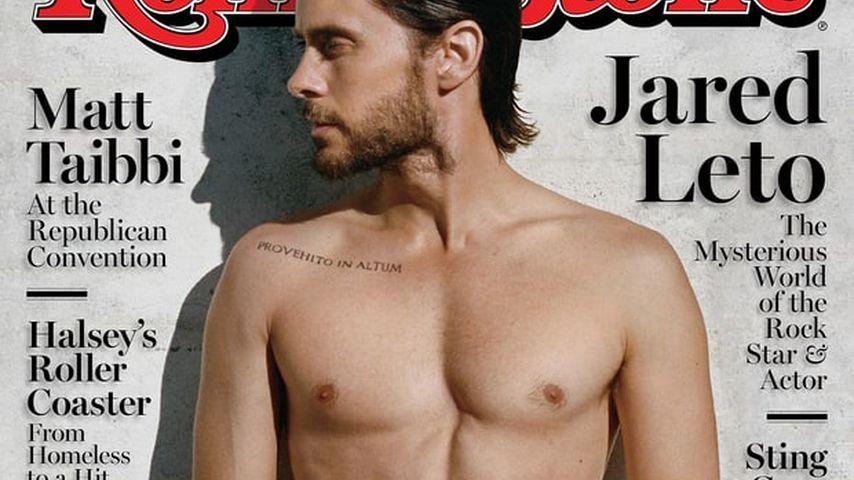 Hottie-Alarm! Jared Leto zeigt seinen krassen Mucki-Body