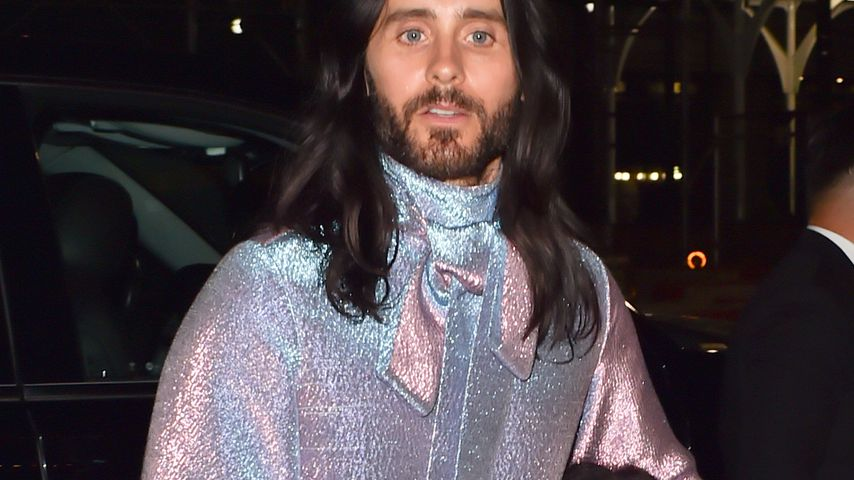 Jared Leto bei der Met Gala-Afterparty 2019