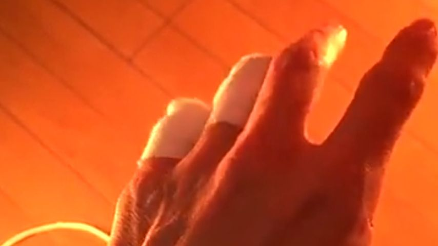 Jared Letos Hand