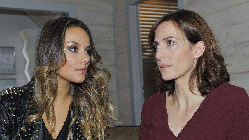 GZSZ: War Jasmin Flemming zu hart zu ihrer Mutter?