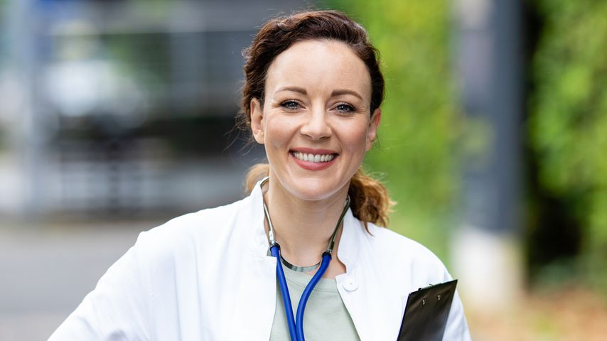 """Als Ärztin: Jasmin Wagner bei """"Alles was zählt"""" zu sehen"""