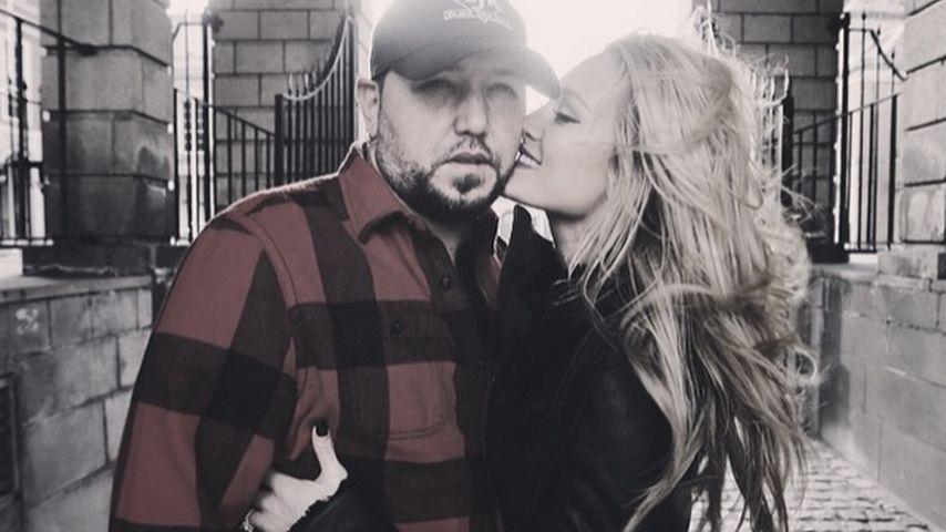 """Country-Star Jason Aldean & Ex-Affäre sagten """"Ja!"""""""