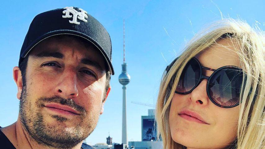 Touri-Tour: Jason Biggs urlaubt mit Familie in Deutschland