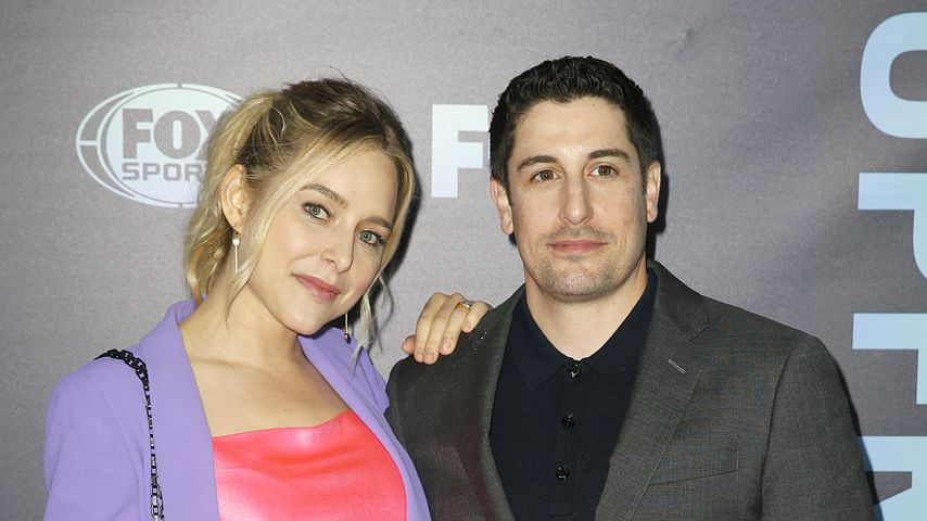 Jason Biggs und Jenny Mollen im Mai 2019