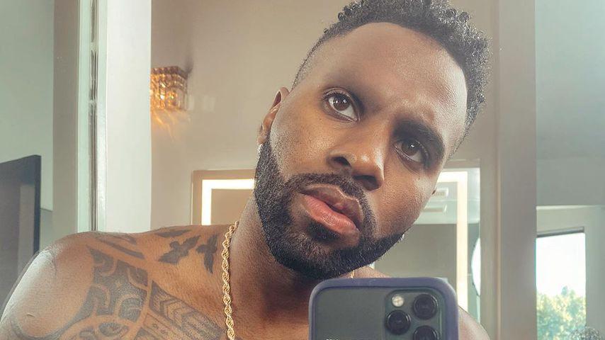 Verlorene Wette: Jason Derulo rasiert eine Augenbraue ab!