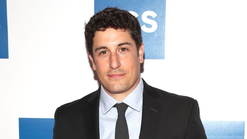 Jason Biggs in New York City