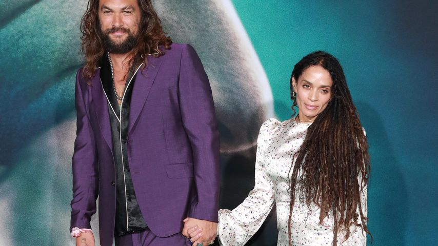 "Jason Momoa und Lisa Bonet bei der ""Joker""-Filmpremiere in Hollywood"