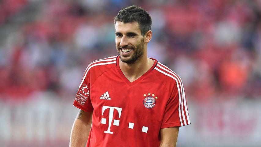 Bayern-Baby-Boom geht weiter: Nächster Kicker wird Papa!