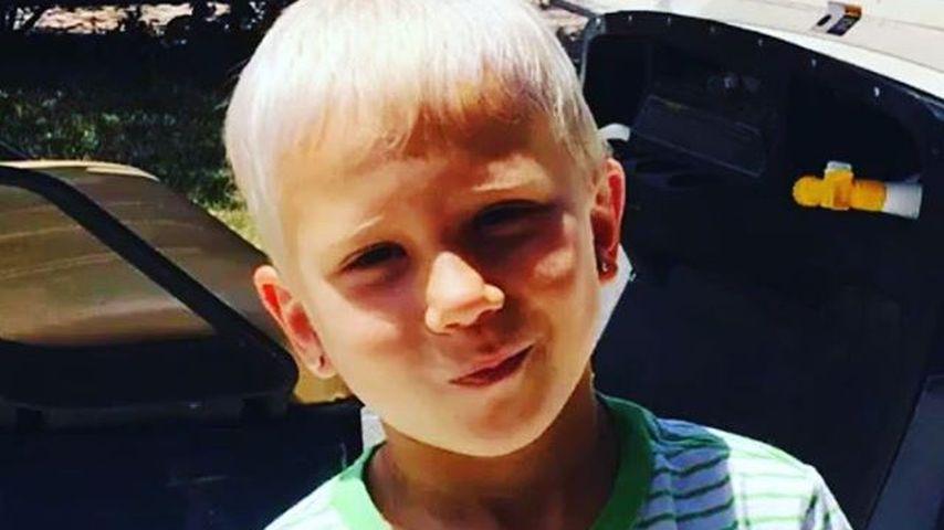 Jaxon Bieber, Bruder von Justin Bieber
