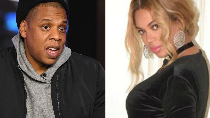 Jay-Z in Jamaika: Lässt er hochschwangere Beyoncé im Stich?
