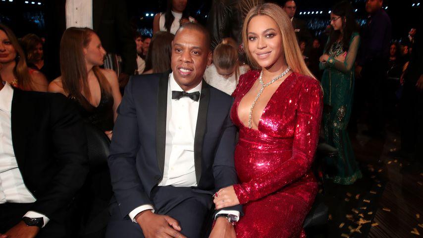Jay-Z und Beyoncé bei den Grammy Awards