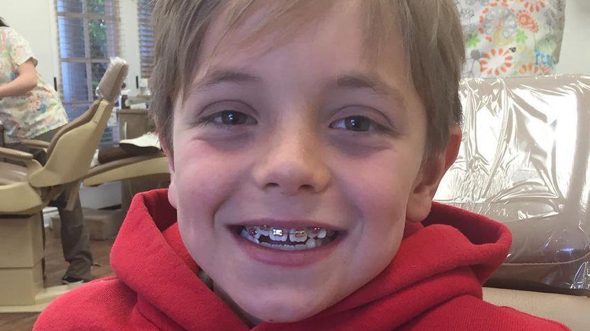 Britneys Sohn Preston: Strahlemann mit neuer Zahnspange