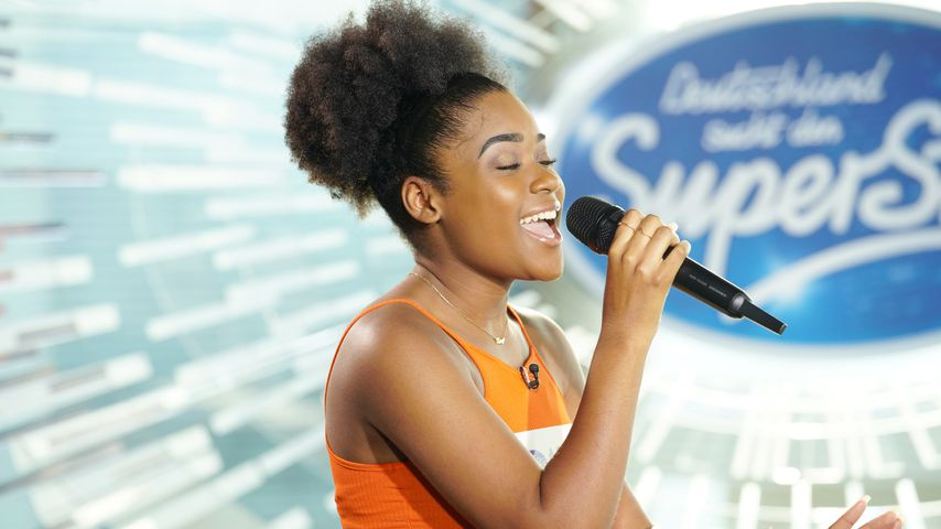 Jayla Ndoumbe Epoupa beim DSDS-Casting 2019
