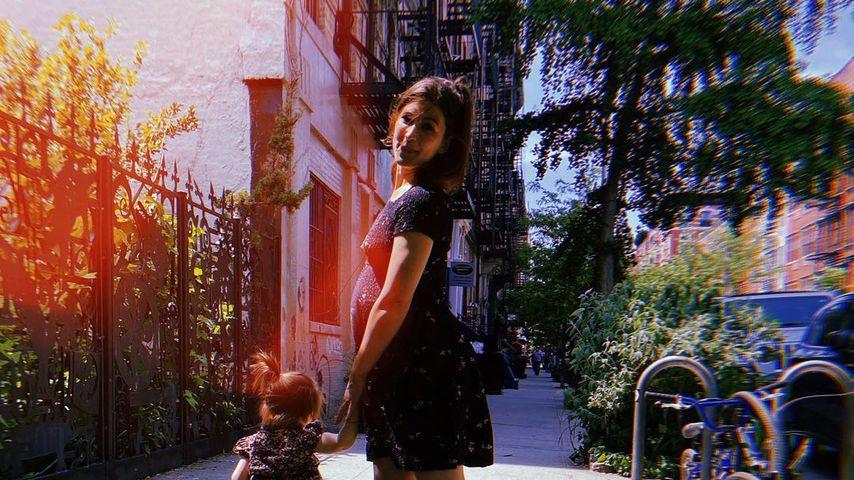 Jazz Charton und Tochter Kinsey Sioux