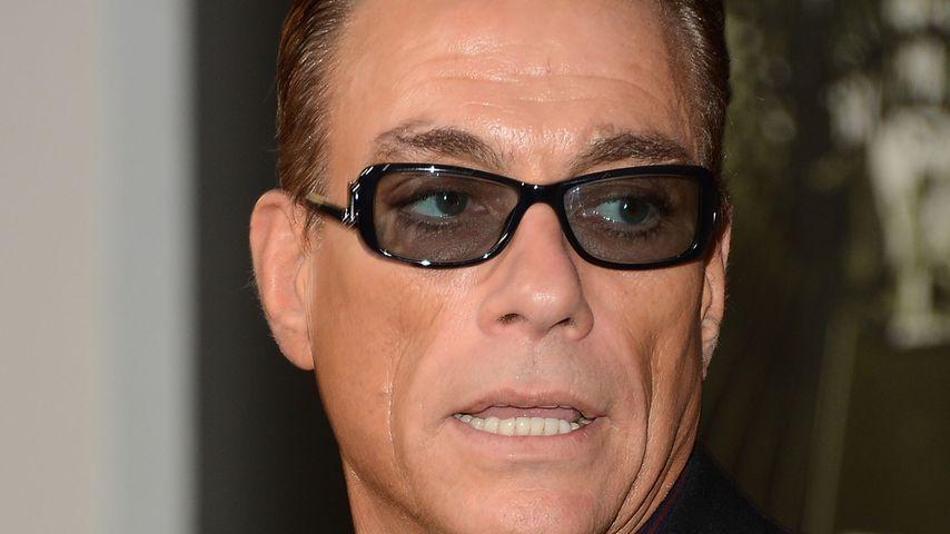 Sexy Hüftschwung: Jean-Claude van Damme hat's noch drauf!