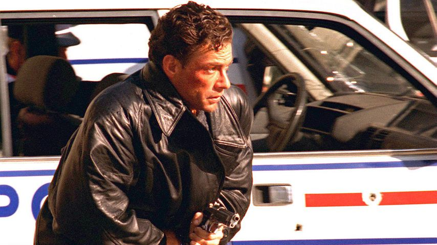 "Jean-Claude van Damme in Ringo Lams Film ""French Man"""