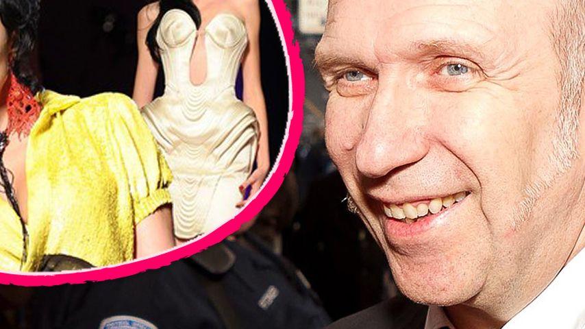 Gaultier: Das steckte hinter seinen Amy-Models