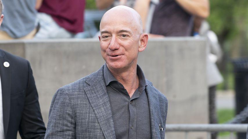 Jeff Bezos im Mai 2019 in New York