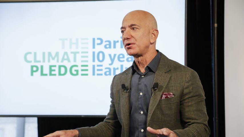 Nach Scheidung: Amazon-Jeff Bezos nicht mehr reichster Mann