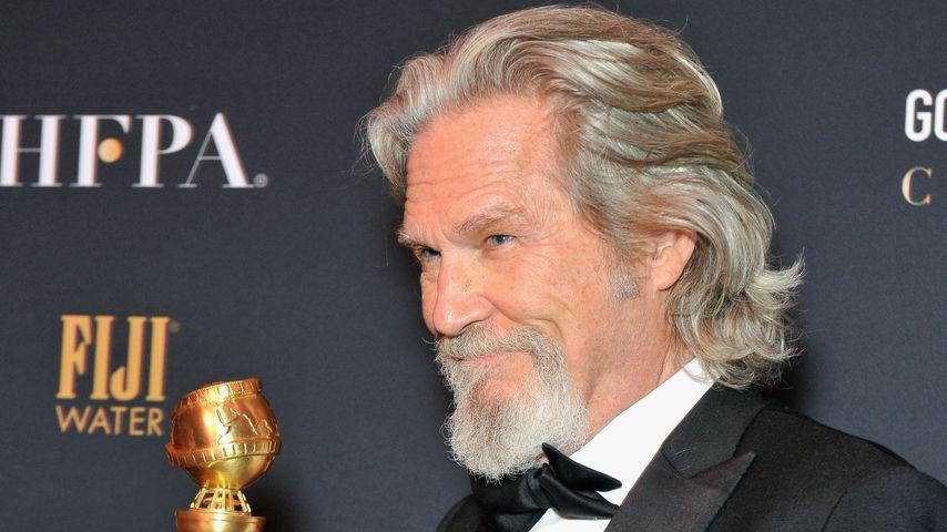 Jeff Bridges bei einer Golden-Globe-Aftershowparty