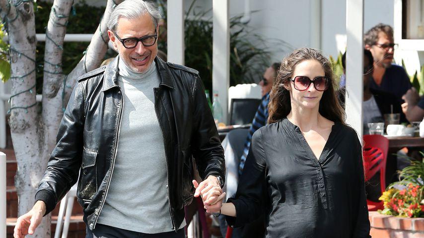Wird es ein Osterhäschen? Jeff Goldblums Frau hochschwanger!
