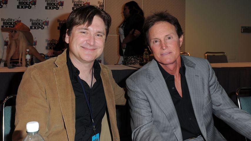 Jeff Jenkins und Bruce Jenner, 2011